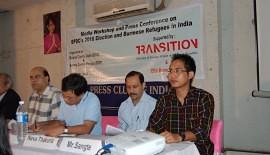 media workshop Delhi