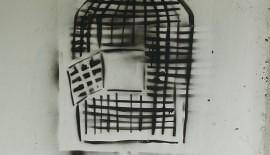 cage graffiti