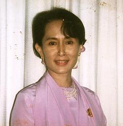 Aun Schan Su Tij