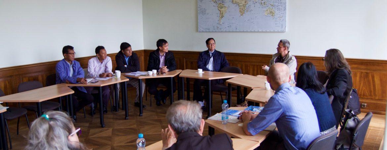 CEELI-event - with Burmese MPs